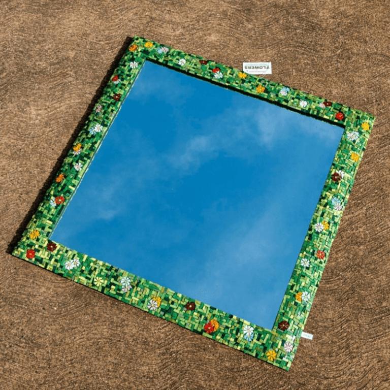specchiere mosaico