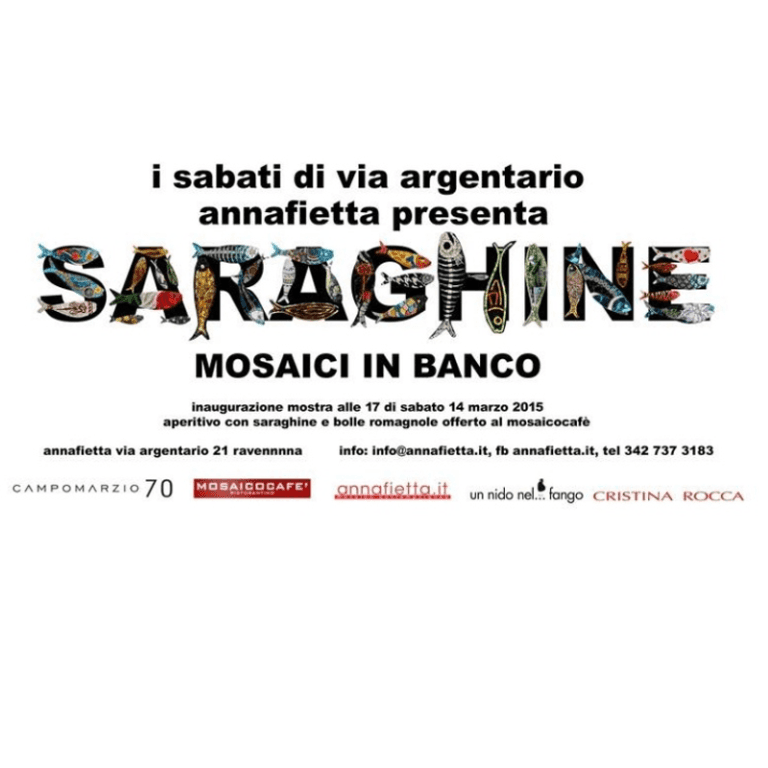 mostra saraghina Ravenna