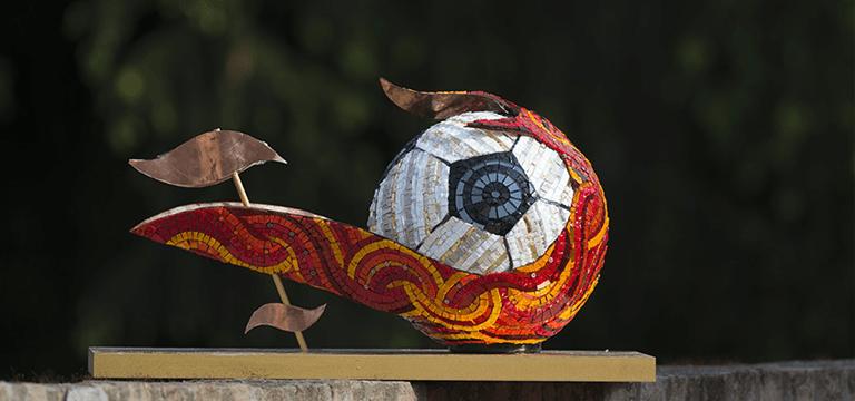 Ravenna European Cup trophy 2016