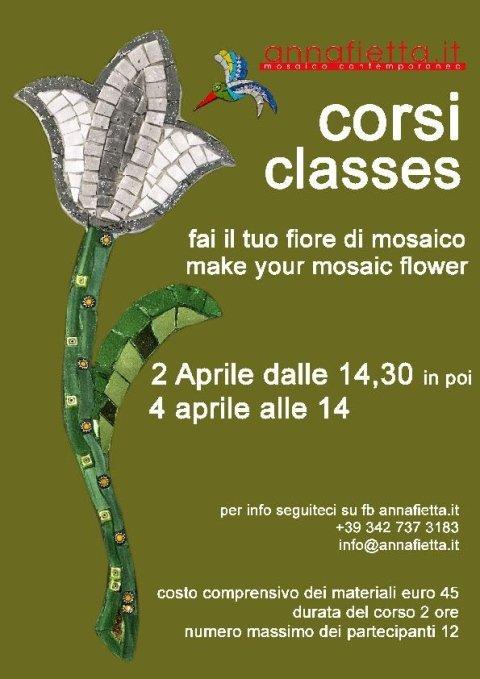 annafietta mosaic courses