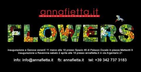 Mostra Flowers Mosaico Annafietta