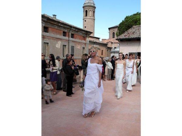 terrazza a Ravenna