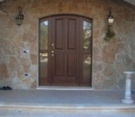 SE.L.CA. Serramenti in legno, Caraglio, porta