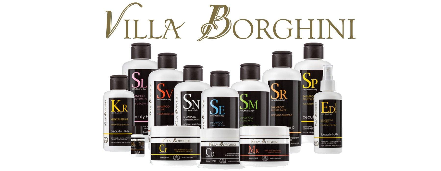 Villa Borghini - Beauty Hair
