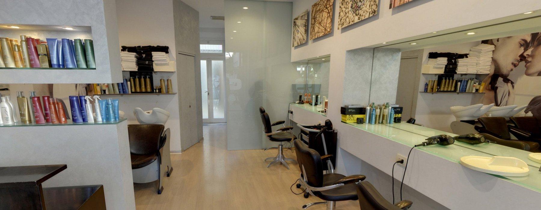 Salone Hsp Hair Stylist Riccione