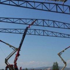 realizzazione capannoni in Italia