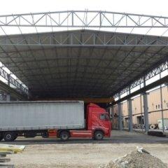 realizzazione capannoni  in Campania