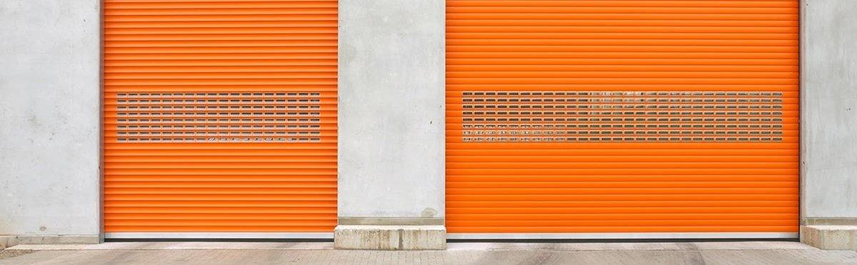 orange-garage-roller-doors