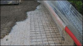 correzione costruzione manutenzione strade acquedotti