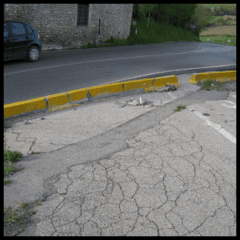 asfalto e bitumi per strade private