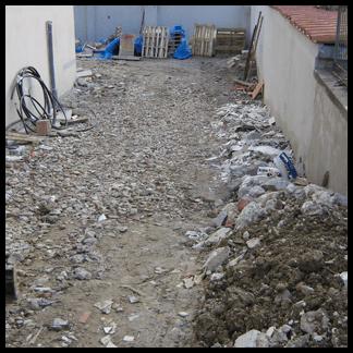 scavi per fosse biologiche