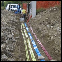 costruzione canali
