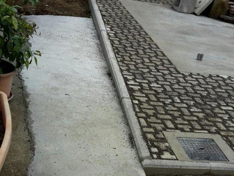 gettata cemento