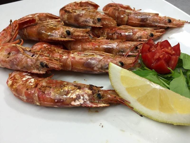 Piatti di pesce Terni