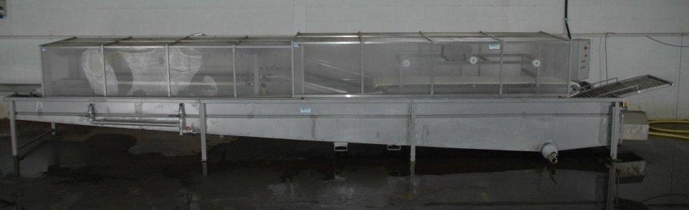 Progettazione e realizzazione macchine ed impianti per il settore alimentare ed agroalimentare Metalsud 2008