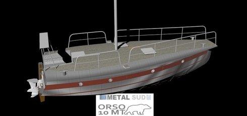 Progettazione imbarcazione a vela