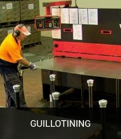 australian general engineering guillotining
