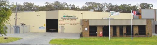 australian general engineering office building