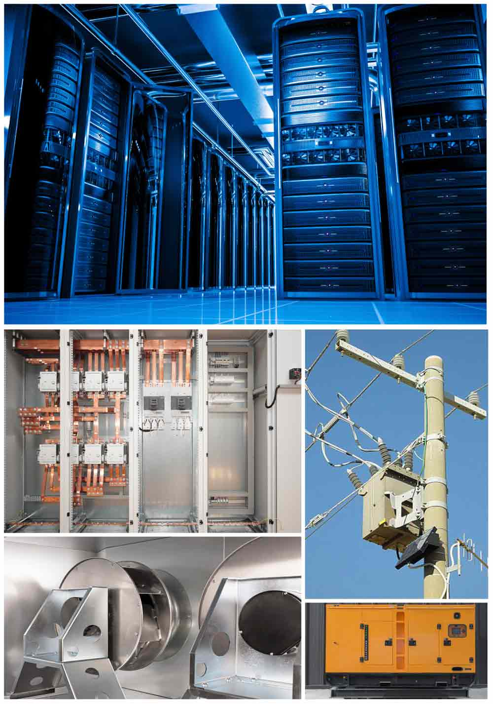 australian general engineering server room electric pole