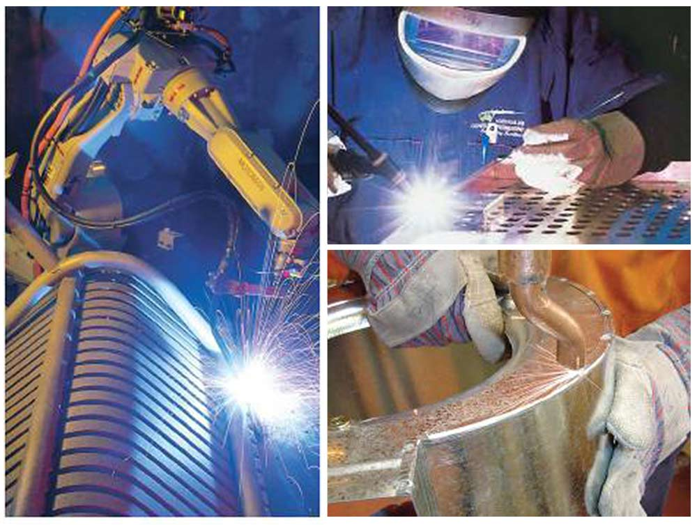 australian general engineering welding machine automated and manual
