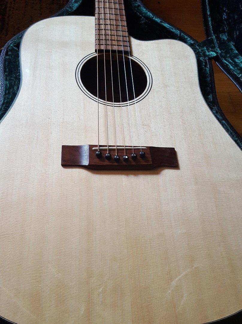 Bearclaw Lutz Spruce Guitar