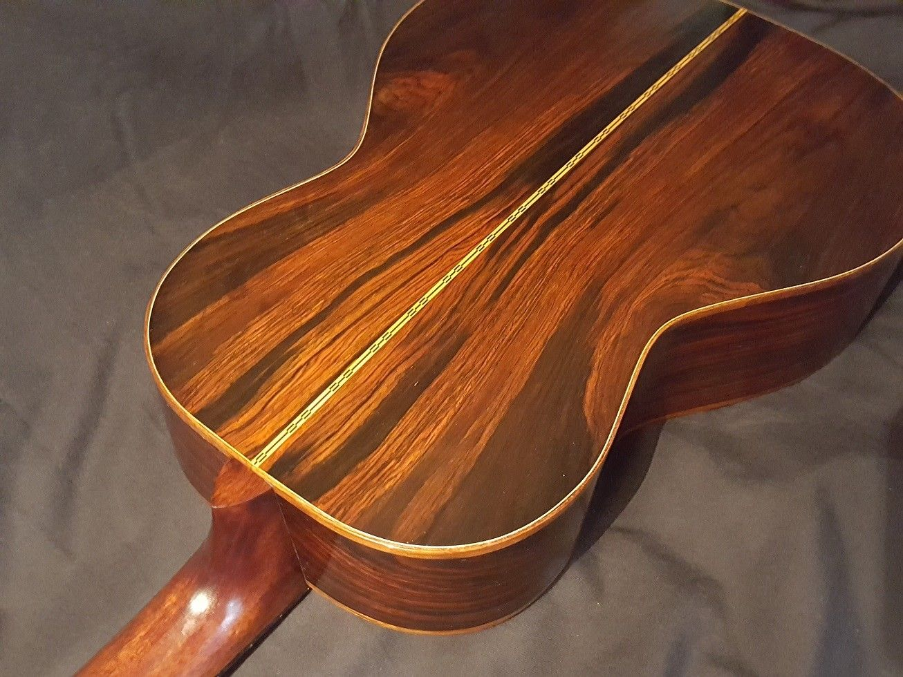 custom brazilian guitar