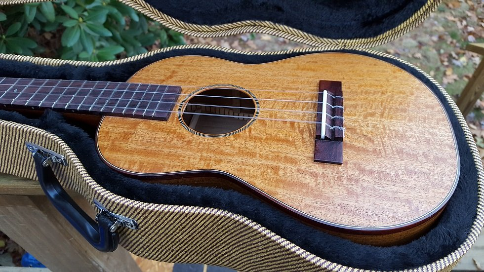 Custom Made Ukulele
