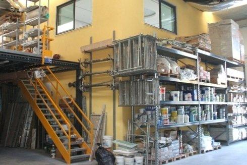 Lavori di edilizia interna