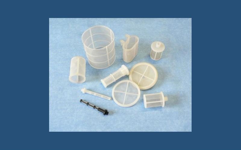 pezzi plastica stampati