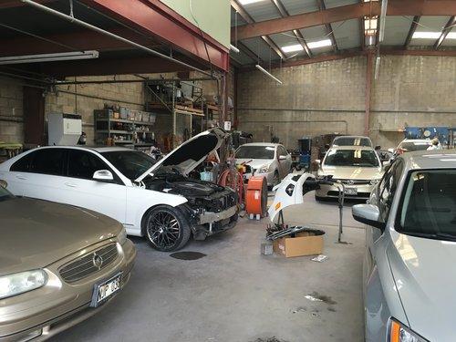 Auto accident repair in Honolulu, HI