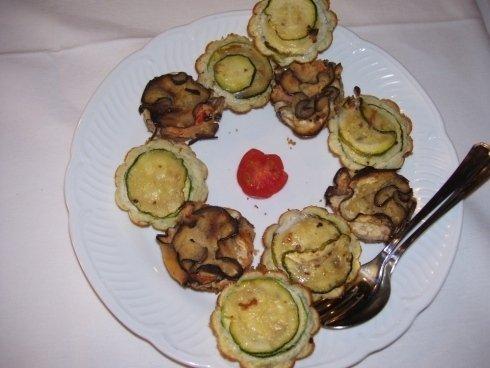 Primo piatto di verdure