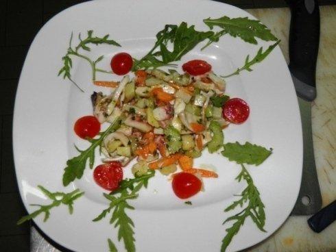 Contorno misto di verdure