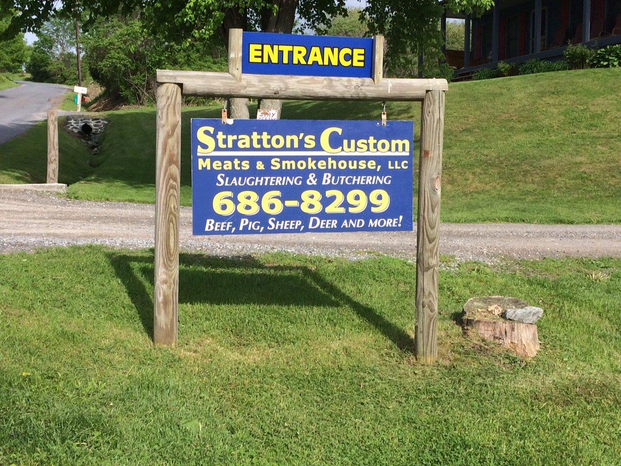 Stratton's Custom Meats & Butchering | Albany & Schoharie, NY
