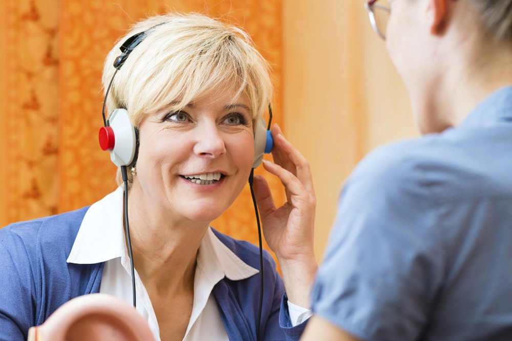 hearing loss treatment services at The Center for Audiology - Houston & Pearland TX