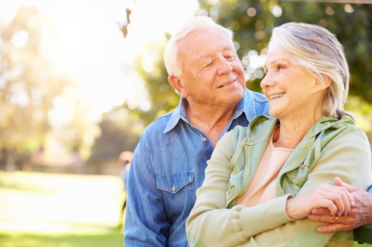 couple with hearing aids - Houston, TX