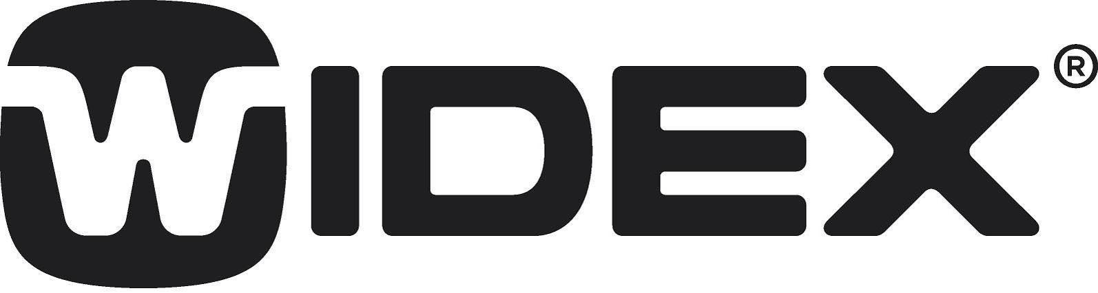 Widex hearing aid products logo