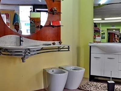 sanitari e lavabo bagni