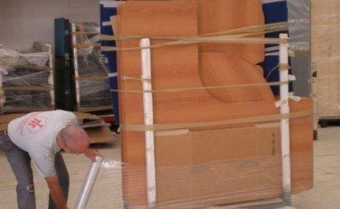 imballaggio merci e trasloco