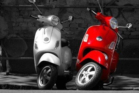 riparazione carene scooter
