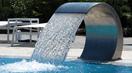 Fontane e giochi acqua per piscine