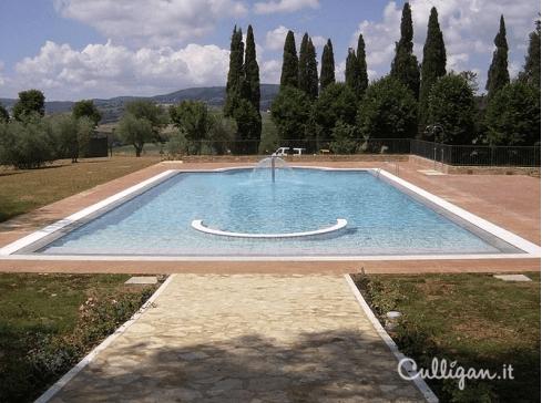 Progettazione piscina