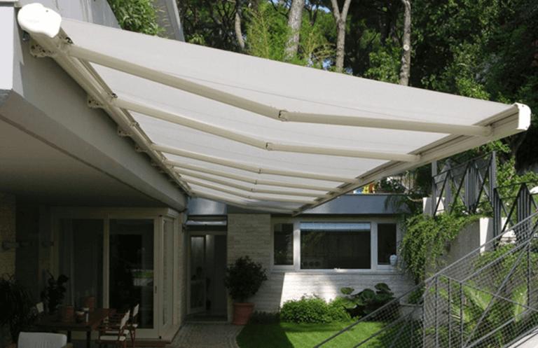 sistema per tenda da esterno