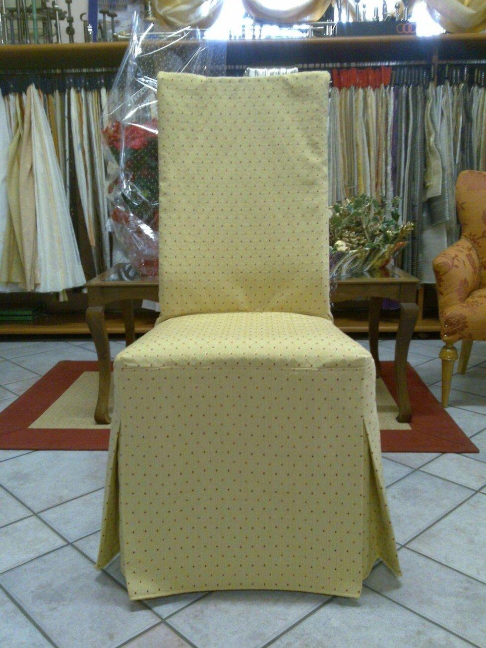 rivestimento sedie gallarate
