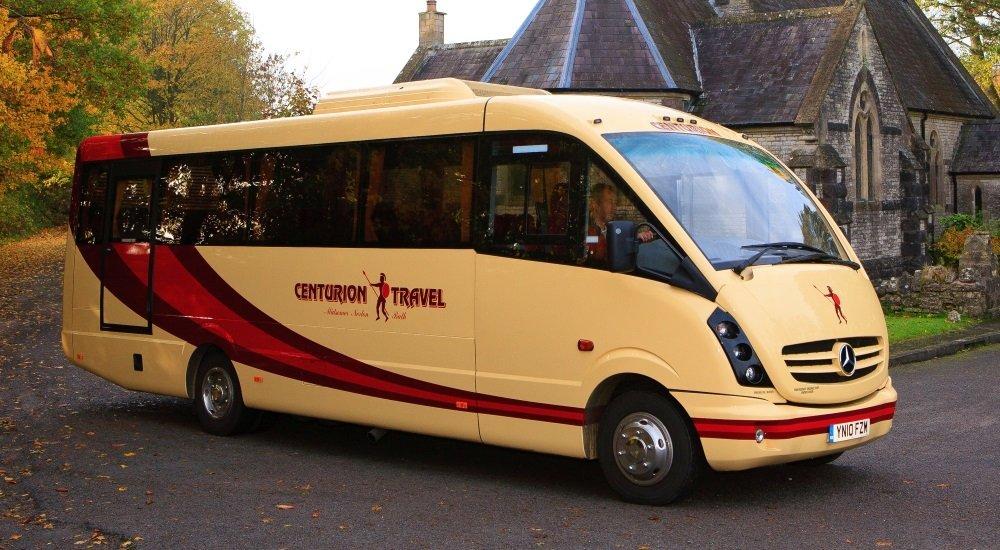 Mini Bus Hire Bath, Bristol & Somerset