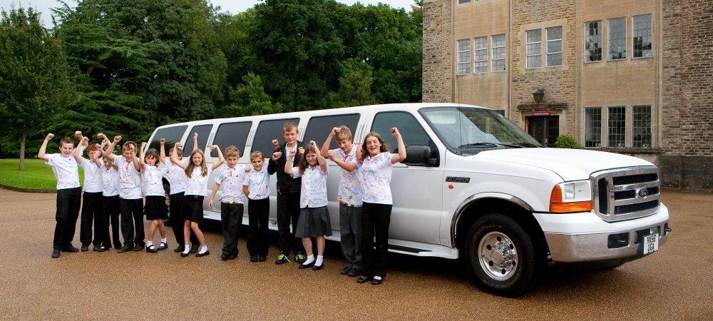 Limousine Hire, Bath, Bristol & Somerset
