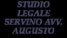 STUDIO LEGALE SERVINO AVV. AUGUSTO