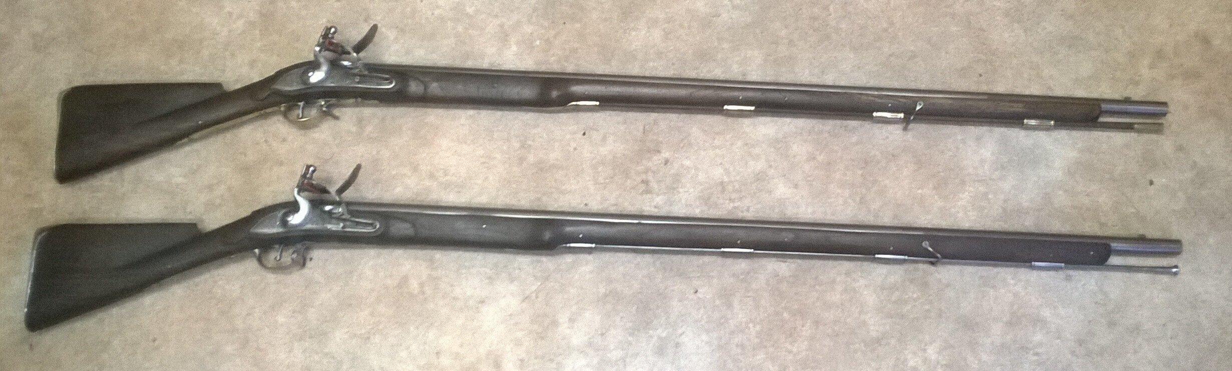 1728 (Early) Longland Pattern Musket