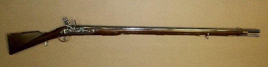 1740 Potzdam Musket