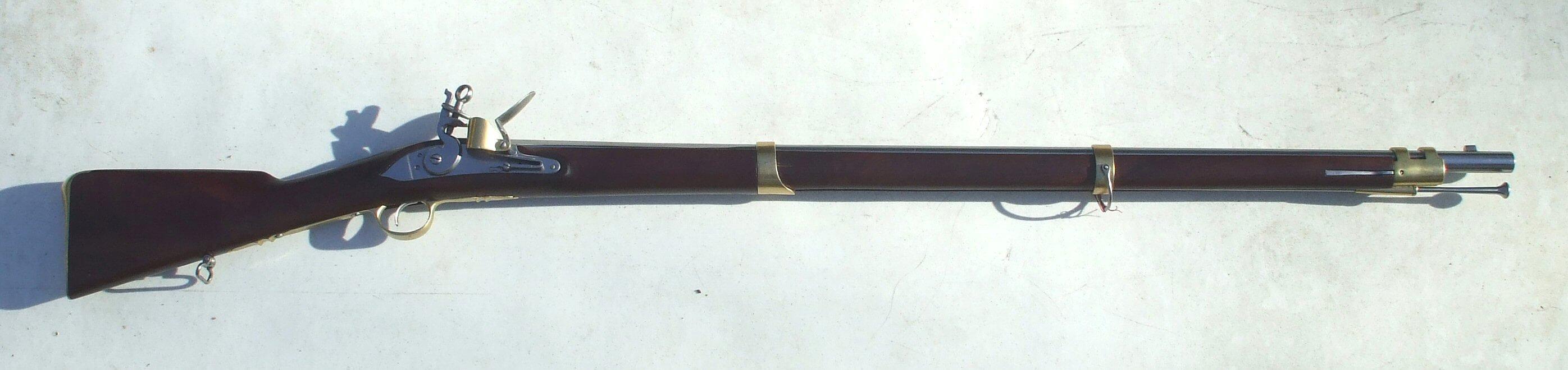 Spanish 1757 Pattern Musket