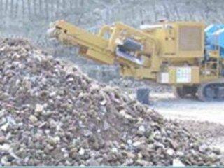 Commercio materiale da cava